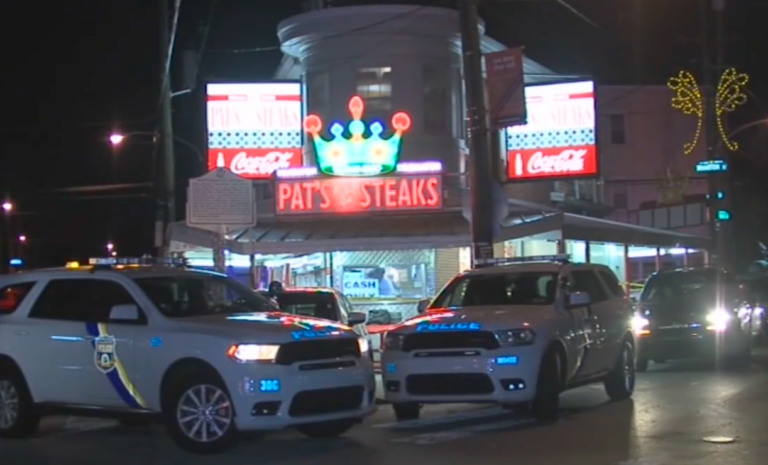 One person was killed while waiting in line at Philly's cheesesteak landmark Pat's King of Steaks. (6ABC)