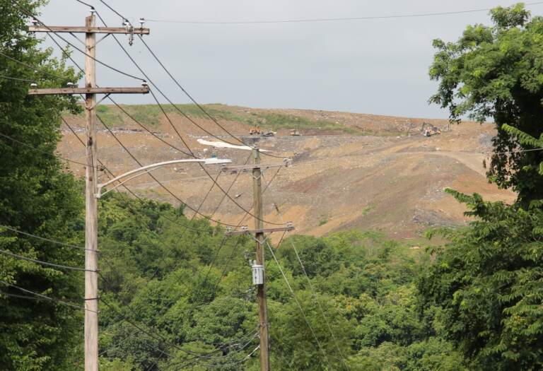 The Westmoreland Sanitary Landfill