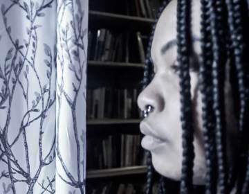 A student filmmaker from Young Creators Studio