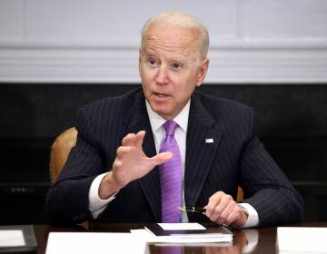 President Biden wants the Federal Trade Commission to curtail the use of noncompete agreements as part of a larger push to promote competition in the U.S. economy. (Kevin Dietsch/Getty Images)
