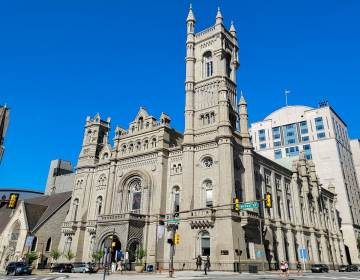 Completed in 1873, the Masonic Temple in the center of Philadelphia serves as the meeting place for more than two dozen Freemason lodges. (Mark Henninger / Imagic Digital)
