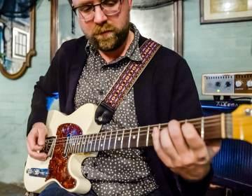 House Concert Series musician Mike Lorenz