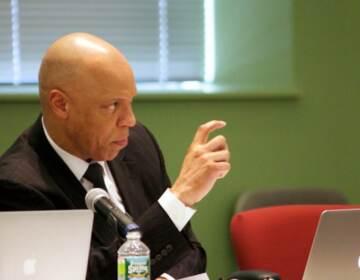 File photo: Philadelphia Superintendent William Hite. (Nathaniel Hamilton for WHYY)