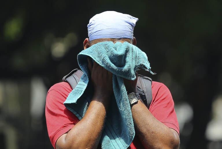 (AP Photo/Mahesh Kumar A.)