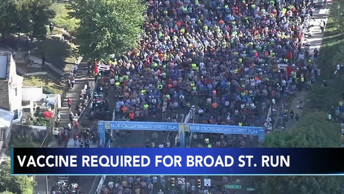 The Broad Street Run