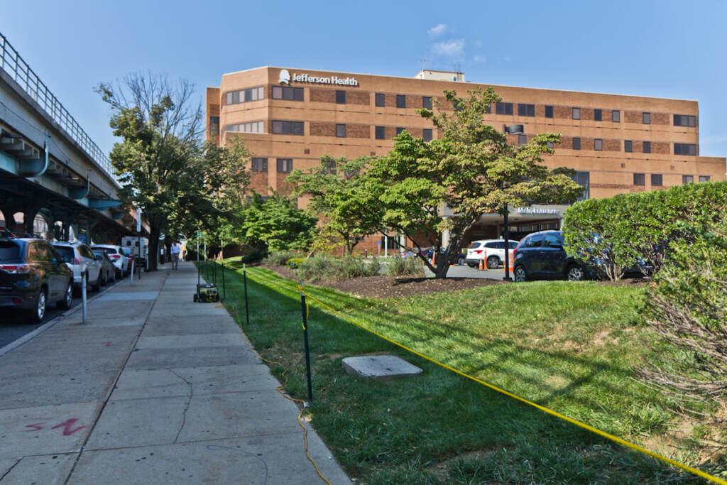 Jefferson Frankford Hospital in Philadelphia.