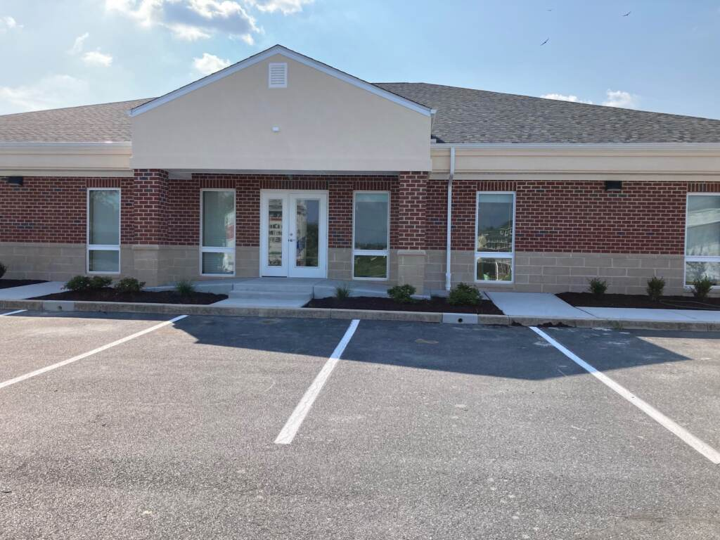The new facility in Seaford, which is not yet completed, will be Delaware's fourth Planned Parenthood clinic