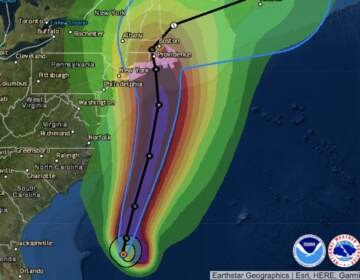 Tropical Storm Henri is predicted to become a hurricane before reaching the coast of southern New England