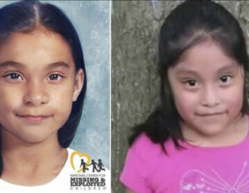 An age-progressed photo shows what Dulce Maria Alavez could look like today. (National Center for Missing and Exploited Children)