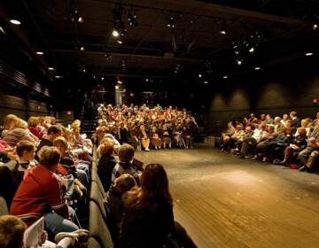 After being closed for 18 months for the pandemic, the Steel River Playhouse will welcome audiences back into it main stage auditorium during Arts Montco Week, for a series of three one-man performances