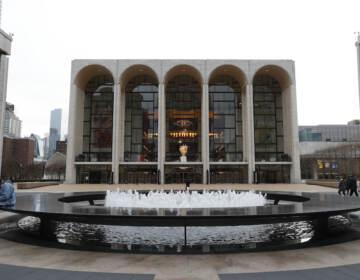 Met Opera in NYC