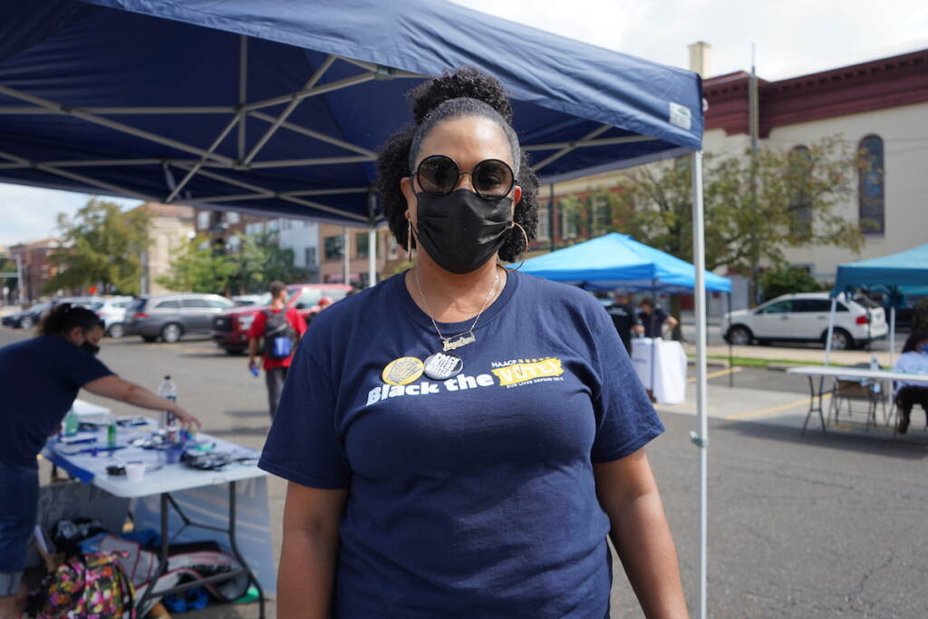 Angelique Hinton pays close attention to racial disparities following the pandemic and even recent natural disasters