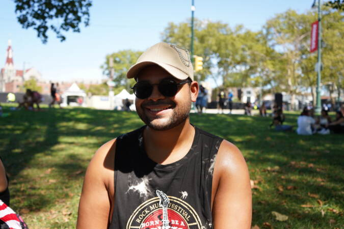 Cyrus Quaye, 24, kept a close eye on Philadelphia news coverage. Now, he's excited to see Megan Thee Stallion and Tinashe perform after COVID ruined last year