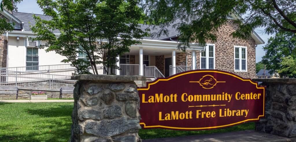 La Mott Free Library