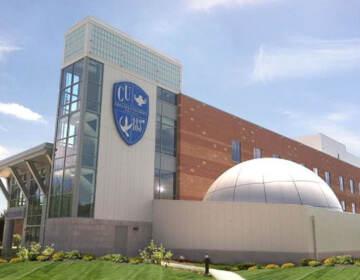 The new hub will be inside the university's Science Center. (Cheyney)