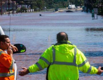 Flooding in Somerville