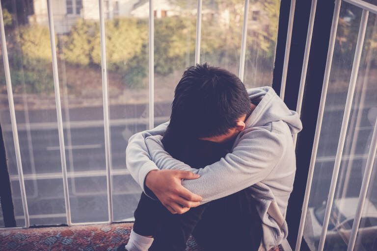 Noting an increase in children dealing with anxiety and depression, N.J. launched a new corner of its COVID-19 website dedicated to resources for young people. (sewcream/BigStock)