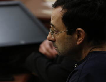 A recent Department of Justice report criticized the FBI for its handling of abuse claims against former USA Gymnastics doctor Larry Nassar, pictured. (Jeff Kowalsky/AFP via Getty Images)
