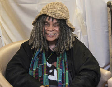 File photo of Sonia Sanchez on board the Norwegian Escape during day 1 of the Summit at Sea cruise on Wednesday, Nov. 9, 2016 in Miami. (Photo by Amy Harris/Invision/AP)