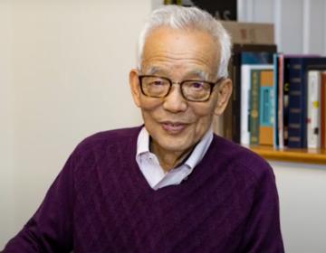 Princeton Professor Syukuro Manabe is part of a trio to be awarded the 2021 Nobel Prize in physics. (Princeton University)