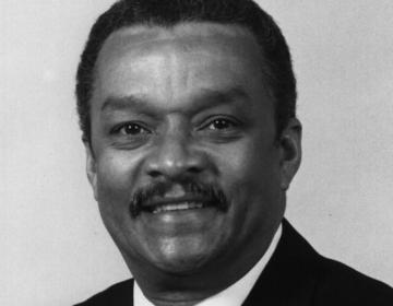 A headshot of Harvey Clark