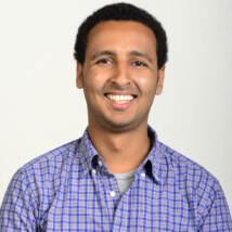 A headshot of Nick Kariuki
