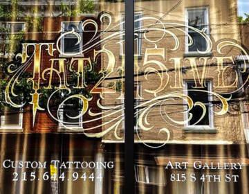 Exterior of Tat215ive shop (Instagram/@TAT215IVE)
