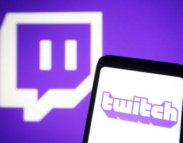 Streaming and gaming company Twitch, which is owned by Amazon, says they had a data breach Wednesday morning. (Pavlo Gonchar/SOPA Images/LightRocket via Getty)