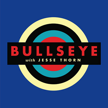 Equal parts funny and fascinating, Bullseye sifts the wheat from the chaff, and brings you hot culture picks, in-depth interviews with the most revered and revolutionary creative people and irreverent original comedy.