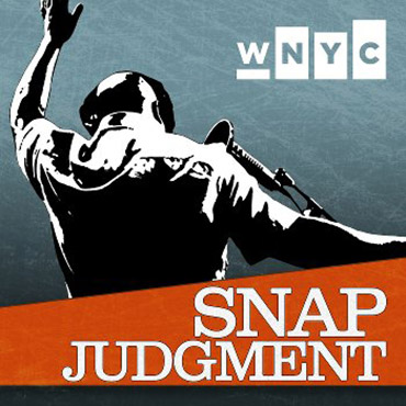 Snap Judgment tells intriguing stories about extraordinary and defining events in people's lives. The program's raw, intimate, and musical brand of storytelling dares listeners to see a sliver of the world through another's eye.