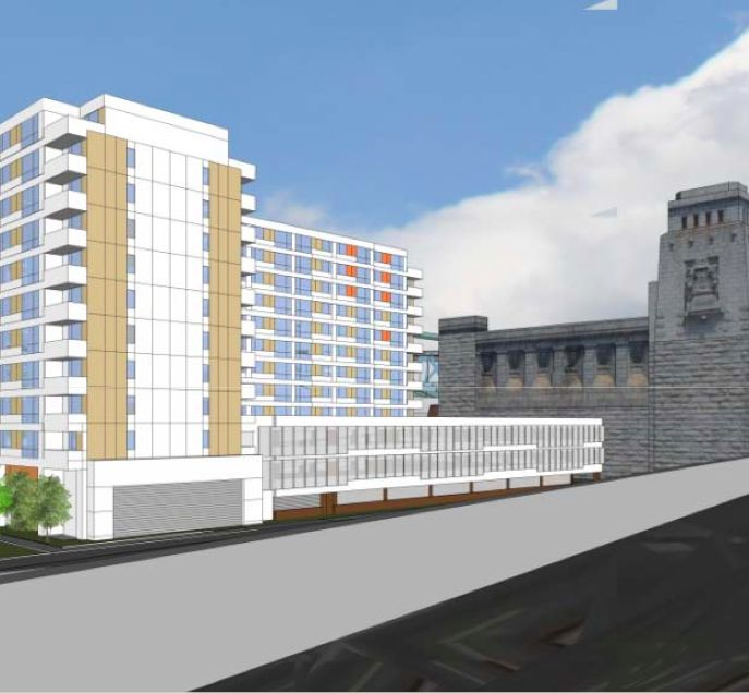 PCPC tells Marina View Towers to improve plan for apartments near Ben Franklin Bridge