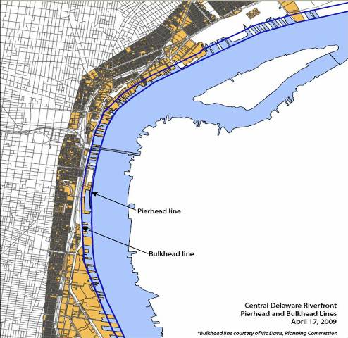 Planners present draft of new Delaware Riverfront zoning aimed at meshing future development with city's goals