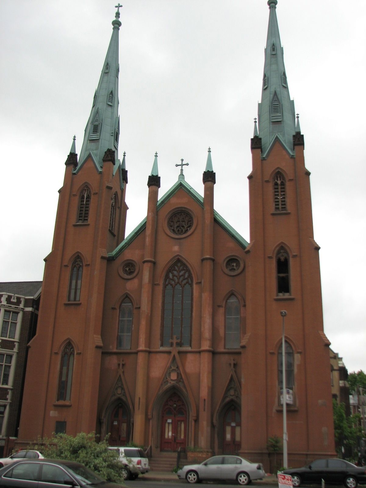 The Church of the Assumption, 1123-33 Spring Garden St., was designated historic by the city in May 2009.