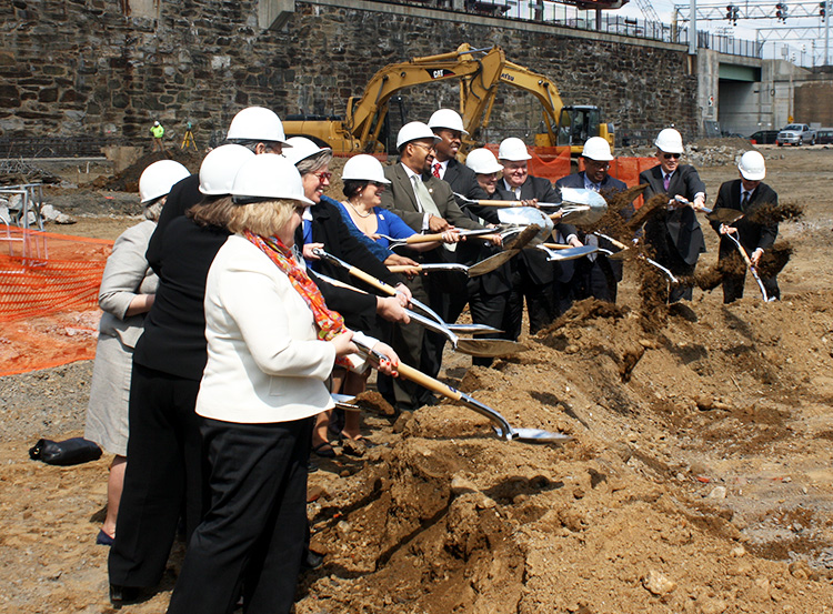 APM breaks ground on Paseo Verde