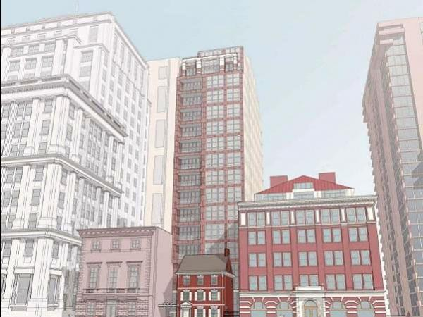 Update: L&I Board of Review rejects Dilworth House project