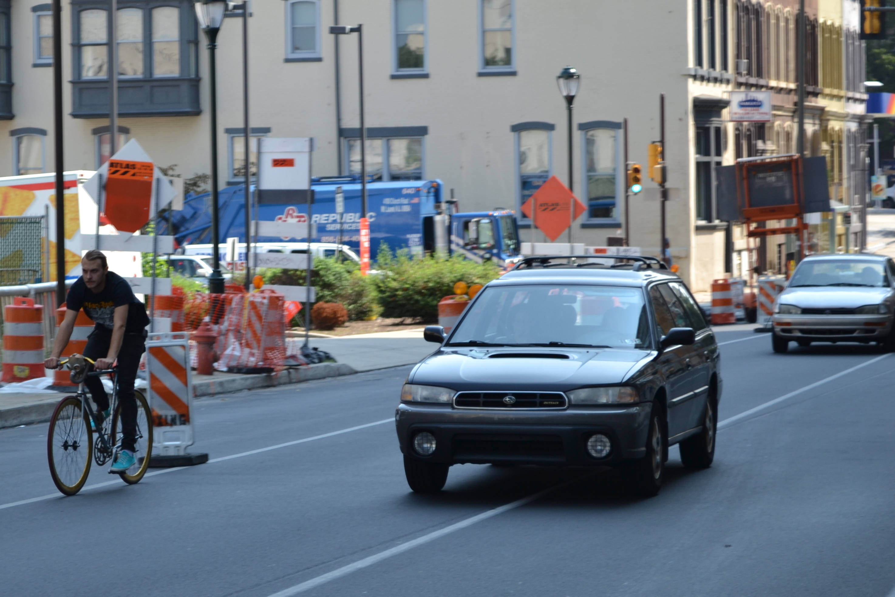 Complete streets bill clarifies more than it changes