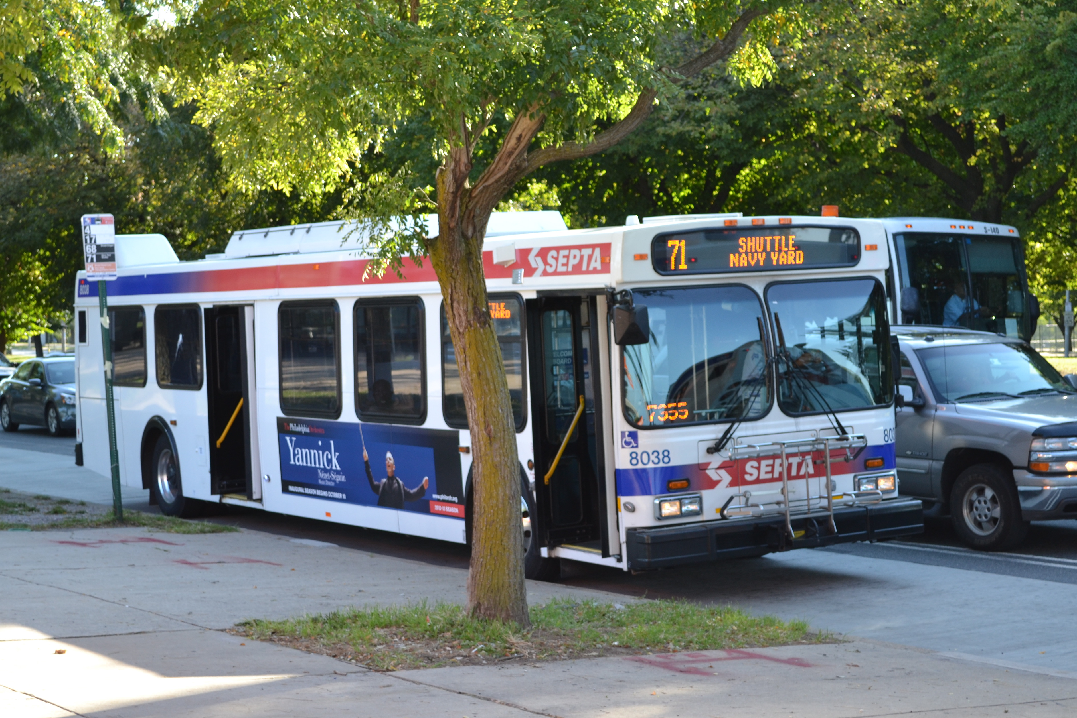 SEPTA will discontinue its Route 71 shuttle service November 30