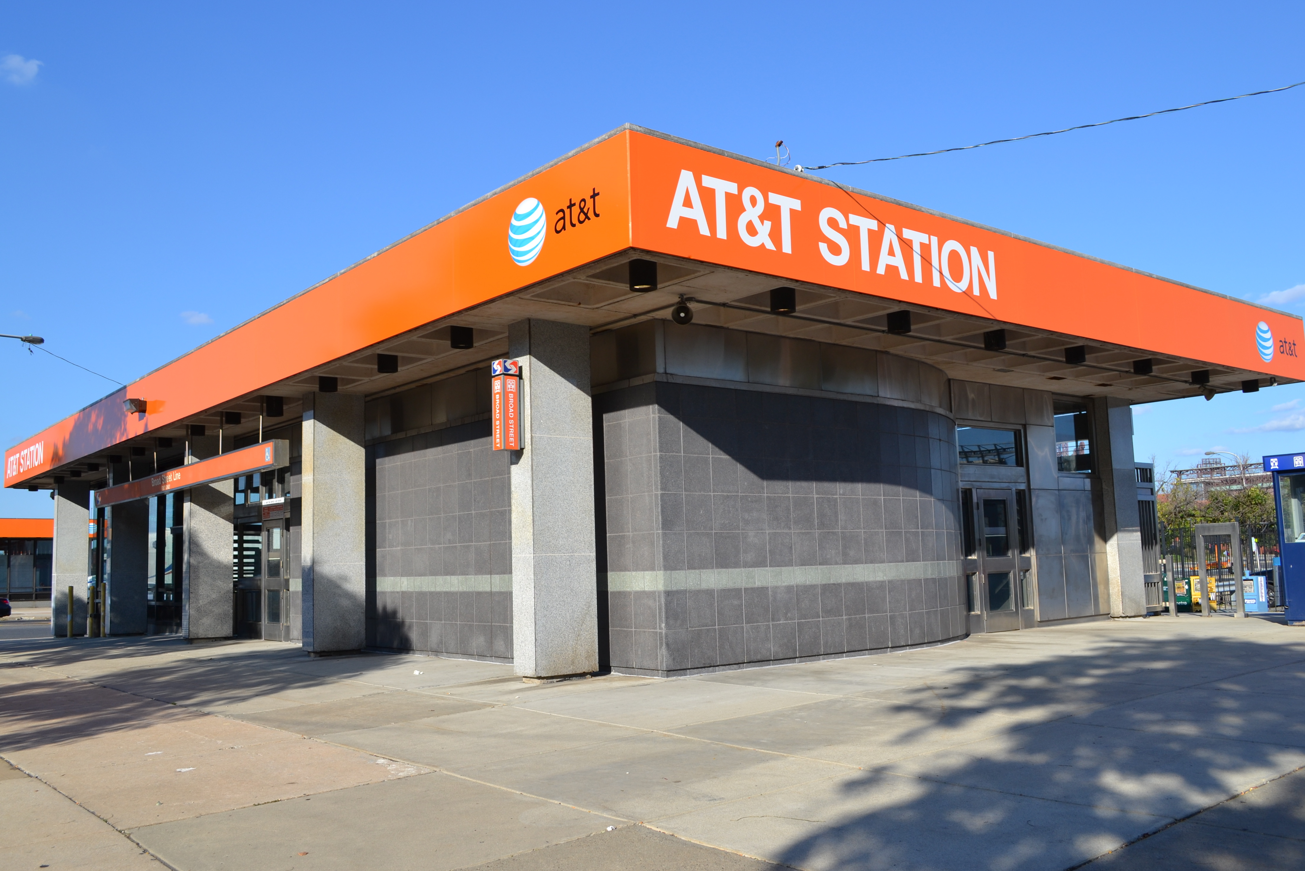 Panelists discussed extending the Broad Street Line past the AT&T station