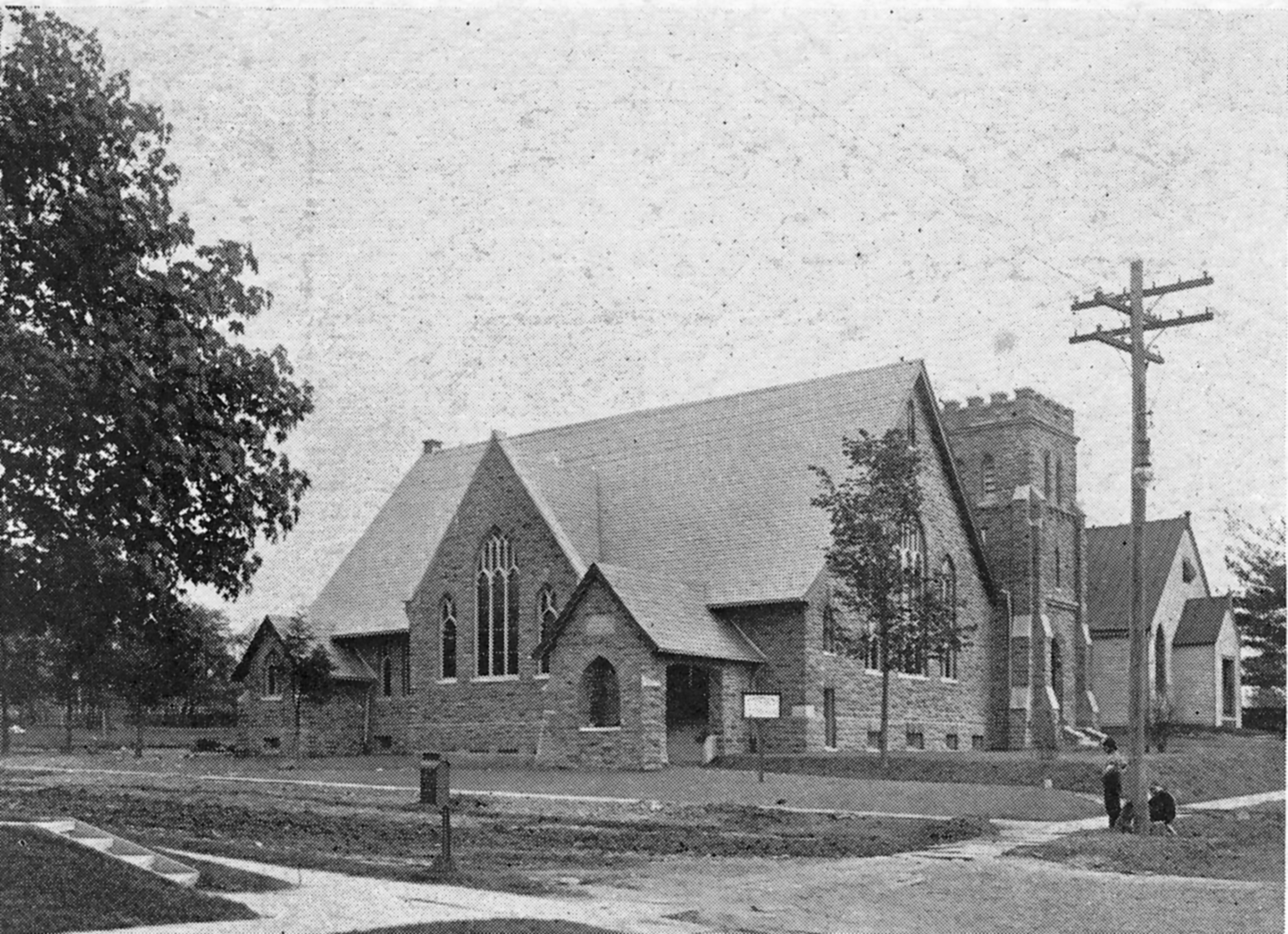 Oak Lane Reform Church, 66th Ave. and North 7th St.