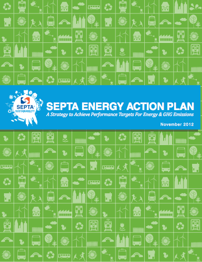 SEPTA releases Energy Action Plan in order to save $2.2 million annually
