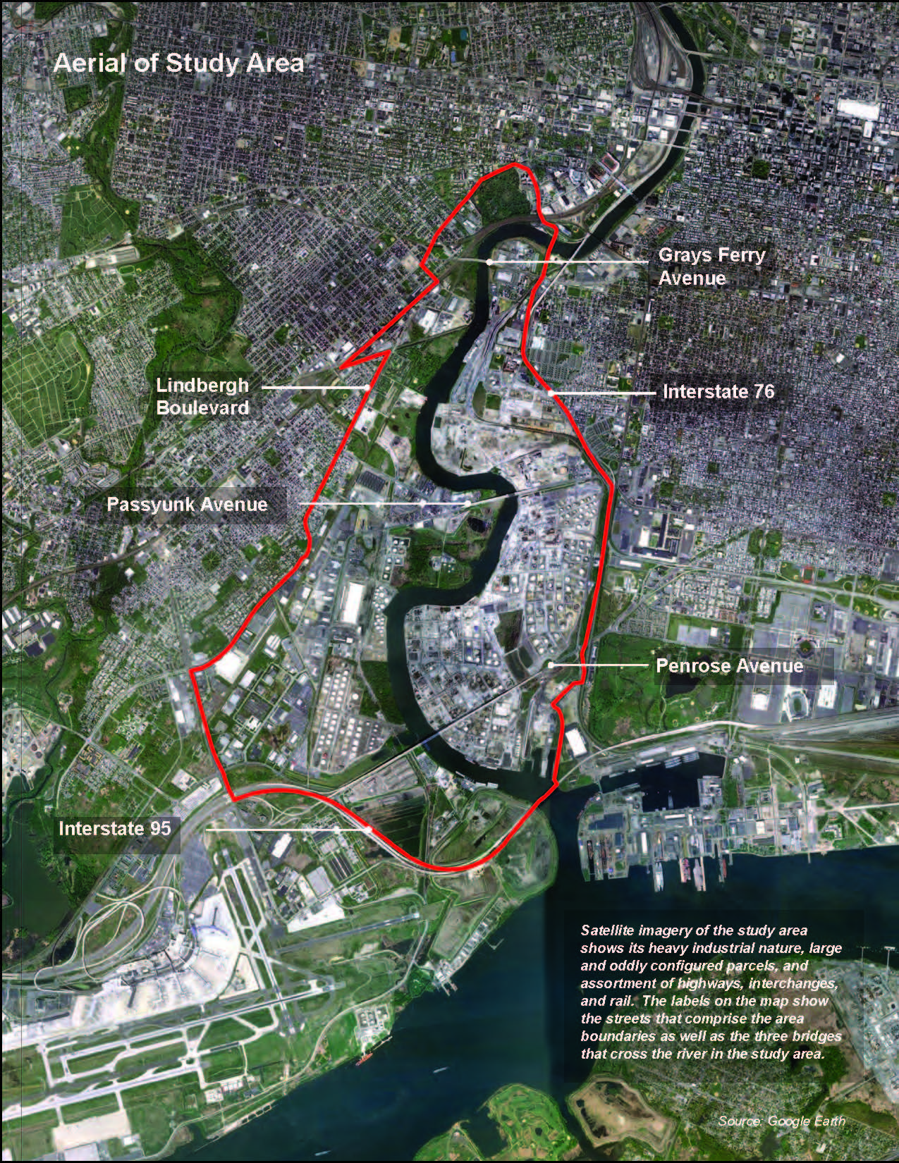 Take the Lower Schuylkill Master Plan survey!