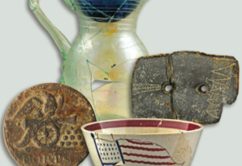 A second look at I-95 artifacts, with a chance to tell your own river ward history
