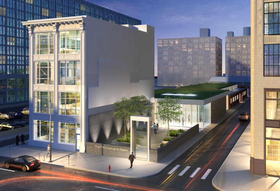 Ballet's plan for N. Broad would raze building in Callowhill historic district