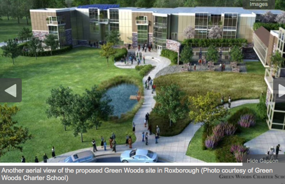 Roxborough civic supports Green Woods Charter School's move to Domino Lane