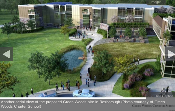 Green Woods proposal goes before zoning board this week