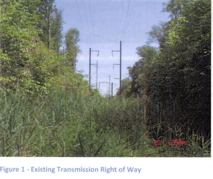 Public hearing tonight on design for AMTRAK's new transmission line, electrification system