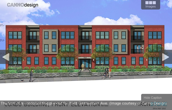 Planned Mt. Airy residential complex could include communal living unit