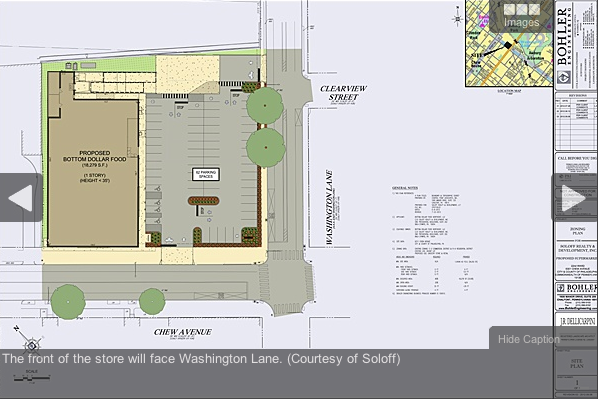 Community meeting scheduled for proposed Germantown supermarket project