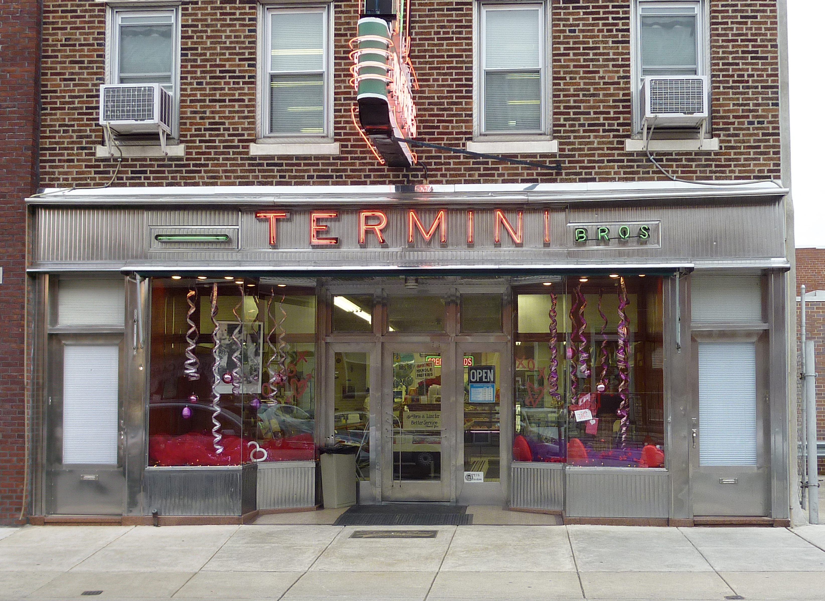 Termini Brothers Bakery, 1523 S. 8th St.