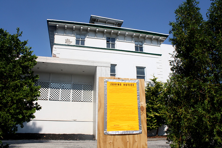 L&I review board delays decision on demolition of historic mansion
